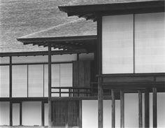 "Ishimoto Yasuhiro: ""Katsura: Hauptgebäude"", 1981/82 | © Ishimoto Yasuhiro/Bauhaus‐Archiv - Museum für Gestaltung"