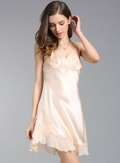 2cb017378b 14 Best Silk Nightgowns for Women images