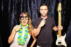 Navy Blue Sequin Photography Backdrop Photo Booth by dropstudios