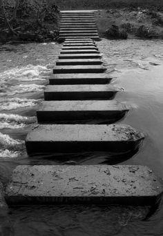 Stepped Bridge Dublin, Bridge, Stairs, Places, Photography, Stairway, Photograph, Bridge Pattern, Fotografie