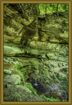 https://flic.kr/p/UWwtYk   Cantwell Cliffs 2 in Hocking Hills   Hocking Hills State Park in southern Ohio is a land of enchantment. Including waterfalls, streams, lakes, fauna, rock caves, gorges in rock, hiking trails and many other fascinating forms of nature.  There are six major hiking areas in Hocking Hills State Park -  Ash Cave, Old Man's Cave, Rock House, Conkle's Hollow, Cedar Falls and Cantwell Cliffs. Each of these park areas offers a unique experience for those who walk its paths…