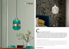 MERIDIAN and HUDSON collections from CRISBASE: www.crisbase.com Portuguese, Collections, Magazine, Lighting, Design, Home Decor, Table Lamps, Glass, Manualidades