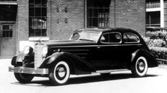 1933 Cadillac Aerodynamic Coupe Concept by Fleetwood