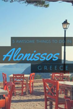 5 awesome things to do in Alonissos Greece - World Adventure Divers - Scuba Diving in Greece. Adventure travel in Europe. Europe Travel Guide, Europe Destinations, Travel Guides, Backpacking Europe, Greece Travel, Greek Islands, European Travel, Scuba Diving, Family Travel