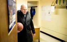 March 2014 / Basketball Coach McDonald Earns 1,000th Career Victory