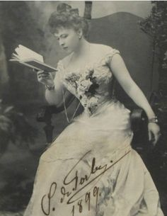 Countess Sophie de Torby, wife of Grand Duke Michael Mikhailovich of Russia
