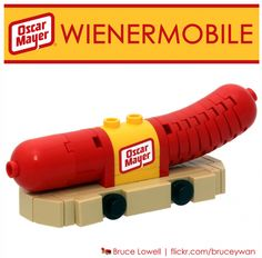Content further Drive Wienermobile Memory Lane Gallery 1 1401109 together with Oscar Mayer Leggos besides 1952 Wienermobile 186756973 in addition Lego. on oscar mayer wienermobile 1952