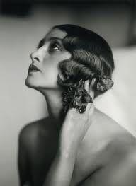 Renée Perle - 1930 - Photo by Jacques-Henri Lartigue (French, 1894-1986)