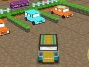 Minecraft Mega Parking - Play The Free Game Online