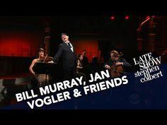 Bill Murray, Jan Vogler & Friends Perform A 'West Side Story' Medley
