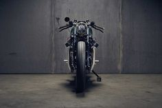 PopBang Classics - 1981 Honda CX500 Custom Photography by Kenny Smith @caferacrsreturn