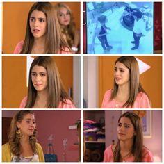 #Violetta1 Angie y Vilu