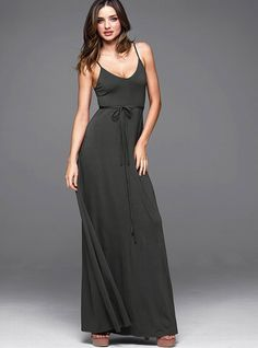 Maxi dress.  Ok seriously, could that model be in a more awkward pose?