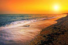 25 fotos del mar con olas, amaneceres, playas, sol, rocas, arena, palmeras y aguas cristalinas. - Amazing Seascapes   Banco de Imagenes