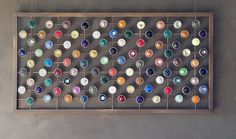 Purposeful and Creative Recycling Using Nespresso Coffee Pods - by Evelyn Jacob