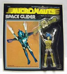 Micronauts space glider