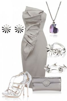 Outfit styled on Fantasy Shopper - Something nice for the valentines day dinner #fashion #style
