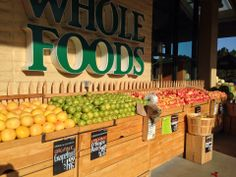 Located in the Del Monte Shopping Center, Whole Foods is just a short drive or bike ride from downtown Monterey!