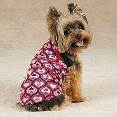 Cute East Side Coll #Heart #Dog Tank. Absolutely love.