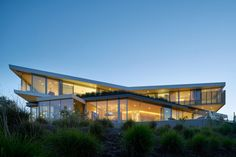 Tree Top Residence by Belzberg Architects - Usa