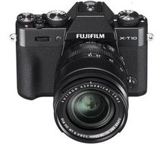 Auction target: $21.94 FUJIFILM X-T10 Compact System Camera with XF 18-55 mm f/2.8-4.0 LM OIS Zoom Lens - Black