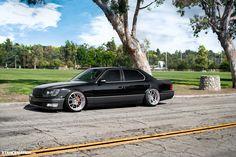 VIP Style // Vincent Shumai's Lexus LS400. | Stance:Nation - Form > Function