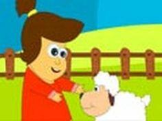 Mary Had A Little Lamb - Nursery Rhymes With Lyrics