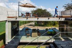 Two Beams House / Yuri Vital - Tibau do Sul - RN, Brazil