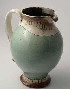 Margrit Linck Swiss Studio Design Pottery Vase :: Quintessentia