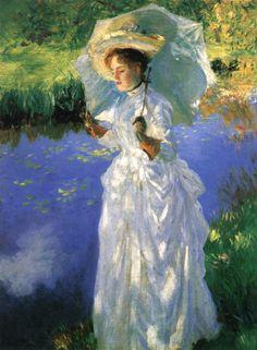 John Singer Sargent - A Morning Walk, 1888