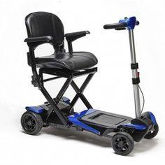 El Scooter Transformer es perfecto para viajar, ya que al ser plegable y ligero es muy cómodo de transportar. Su plegado es automático. Aunque es muy compacto y ligero tiene una gran resistencia ya que soporta hasta 135 kg.