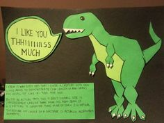 Dinosaurs are incredibly romantic