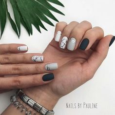 beautiful acrylic short square nails design for french manicure nails 12 ~ Modern House Design Square Acrylic Nails, Best Acrylic Nails, Chic Nails, Stylish Nails, French Manicure Nails, Gel Nails, Wedding Nail Polish, Work Nails, Square Nail Designs