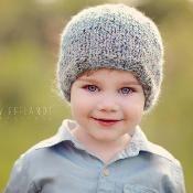 Homespun Hat - via @Craftsy