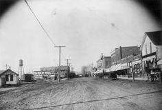 Historic Arvada street... Grandview