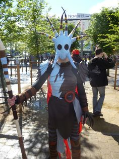 httyd 2 valka cosplay - Google Search