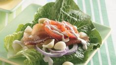 The same ingredients that compose a great sandwich create a superb salad for six in less than half an hour.