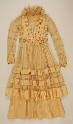 ~Afternoon dress (1914)~