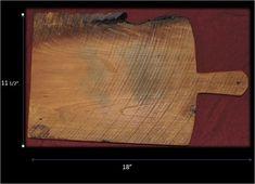 Hope/Burnsville Barn-Reclaimed Lumber- Bread Board