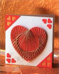 corazón  Gold Card