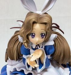 Code Geass NUNNALLY in Wonderland Ver. Figure Ichinban Kuji Banpresto JAPAN