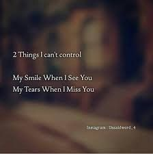 When I see u betu 😍😍miss u bs 💕 True Quotes, Words Quotes, Wise Qoutes, Quotable Quotes, Deep Words, True Words, Favorite Quotes, Best Quotes, Heartbroken Quotes