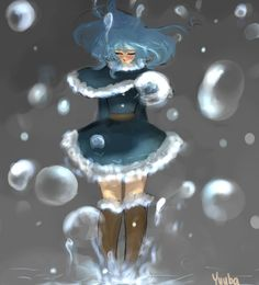Juvia [by yuuba.tumblr.com]
