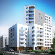 Nieruchomości Łódź    Sprzedaż mieszkań Łódź, rewitalizacja w Łodzi - Budomal Multi Story Building