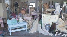 Vintage Chic Sale - White Lace Cottage