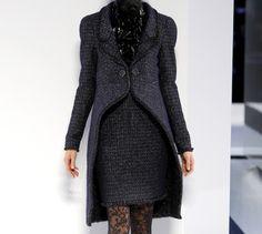 classic Chanel suit