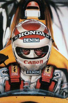 Formula One racer