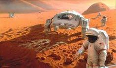 Preparing the planet for future colonization.