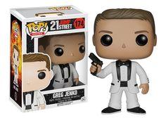 Pop! Movies: 21 Jump Street - Greg Jenko | Funko