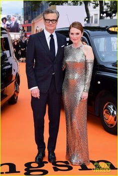 Colin Firth and  Jul